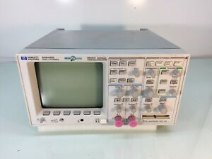 Hp Agilent 54645d Mixed Signal Oscilloscope Mso Scope