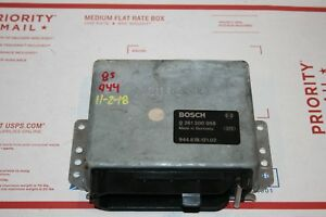 1985 Porsche 944 Ecm Ecu Dme Engine Computer 0261200058