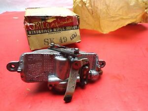 Cadillac Lasalle Buick Olds 1939 39 Trico Windshield Wiper Motor Sk 49 Nos