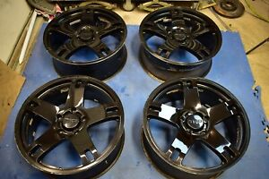 22 Toyota Tundra Trd Forged Oem Wheels Sequoia Land Cruiser Lx570
