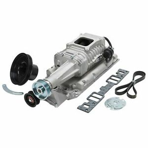 Edelbrock 1552 E Force Supercharger Kit Small Block Chevy Vortec V8 S