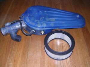 Ford Bronco Air Cleaner Assembly Oem Factory Original