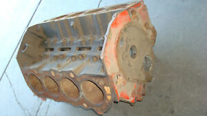 1965 1966 1967 Chevrolet 396 325 Hp Bare Engine Block 3855961 Standard Bore