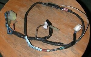1993 1997 Oem Toyota Land Cruiser Lx 450 Rear Hatch Lift Gate Wiring Harness