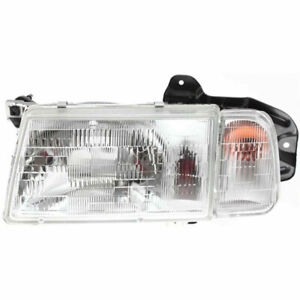 New Halogen Head Lamp Assembly Driver Side Fits Geo Tracker Gm2502179