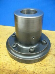 A2 6 16c Cnc Lathe Collet Nose W 16c 52mm Pull Adapter Collet Chuck vgc