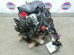 Chevy 6 0 Lq4 Ls Engine Drop Out Wiring Ecu Lift Out Swap Silveradp