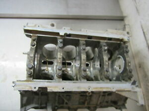 Blk40 Bare Engine Block 2014 Ford F 150 5 0