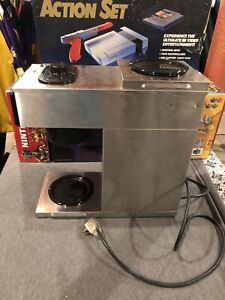 Bunn Vp17 2 Ss Low Profile Pourover Coffee Brewer With 2 Warmers no Carafes