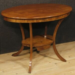 Side Table Table Living Room Dutch Furniture Wooden Mahogany Antique Style 900