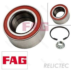 Rear Wheel Bearing Kit Bmw e90 e87 e91 e81 e92 e88 e89 e82 e93 e46 1 3 z4