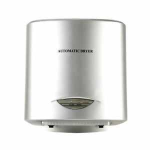 Automatic Air Hand Dryer Electric High Speed Sensor Commercial Bathroom Hotel Us