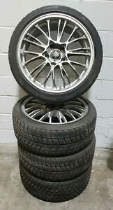 19 Oz Racing Wheels 5x120 8 5 Wide 34 Offset