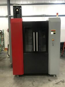 2017 Okk Hmc400 Horizontal Machining Center
