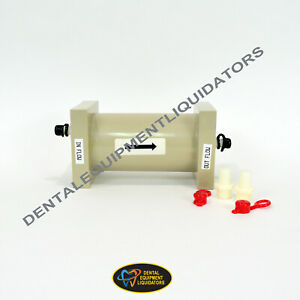 Dental Amalgam Separator Disposable Easy Use Quick Install For Chairside Use