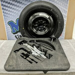 2008 2015 Honda Accord 16 Inch Spare Tire Jack Wrench Kit Oem