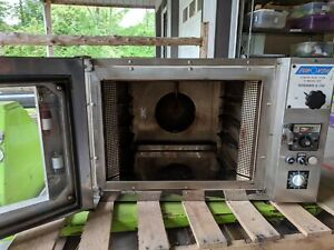 Euroven Steam Injected Convection Oven