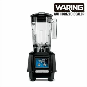 Waring Tbb145 Torq Commercial Bar Blender With 48 Oz co poly Jar Container Tbb