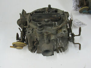 Rochester Quadrajet 7042264 4 Barrel Carburetor 400 455 Pontiac 72 Gto Lemans 3