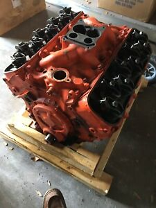 Chevy 396 Big Block Engine