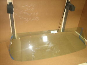Ford Country Squire 4d Station Wagon Windshield 1957 58 Edsel Villager Wagon 489