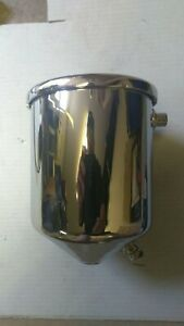 1948 1949 1950 1951 1952 1953 1954 Chevy Truck Chrome Oil Filter Canister