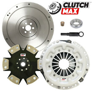 Cm Stage 4 Clutch Kit Hd Flywheel Fits 83 96 Nissan 720 D21 Pickup 2 0l 2 4l