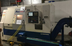 Doosan Puma 200sy Cnc Well Tooled turning Center With Bar feeder Look Again