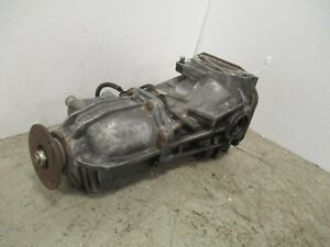 2006 2007 Mazda Mazdaspeed 6 Turbo Rear Differential Tested