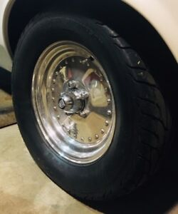 Center Line Wheels With Mickey Thomson Tires
