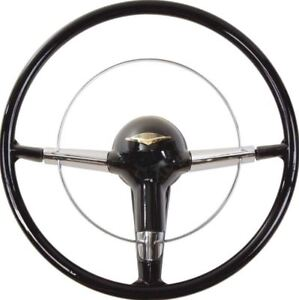1955 1956 Chevrolet Bel Air Nomad 150 210 15 Reproduction Steering Wheel