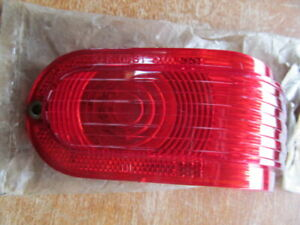 1964 Amc Rambler American Station Wagon Nos Right Tail Light Lense