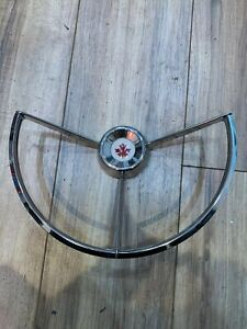 1960 Ford Frontenac Horn Ring Ring Steering Wheel Falcon 1960 1961 1962 1963