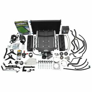 Edelbrock 15838 E Force Street Supercharger System Fits 15 17 Ford Mustang