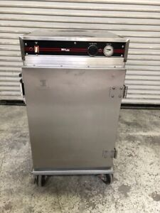 1 2 Height Full Sheet Heated Hot Food Warming Holding Cabinet Nsf Bevles 1627