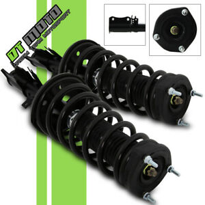 Pair 2 Rear Quick Complete Struts Spring For 2002 2003 Toyota Camry Lexus Es300