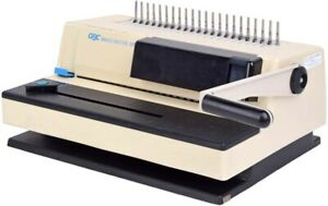 Gbc Im 2000 Image maker Home Business Office Manual Paper Binding Machine