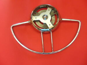 Used Oem 1953 1954 Chrome Packard Steering Wheel Horn Ring 403526