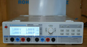 Rohde Schwarz Hmp2020 Dual Output Power Supply 0 32v 10a 188w New In Box 2 Ava