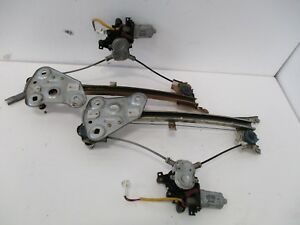 2000 2005 Toyota Celica Both Power Window Motor Regulators Tested