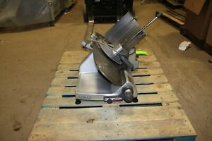 Hobart 2812 12 Manual Commercial Meat Deli Cheese Slicer Restaurant Grocery