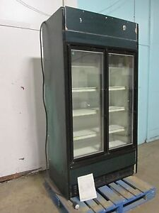 structural Concepts Rgm Series H d Commercial Display Merchandiser Freezer