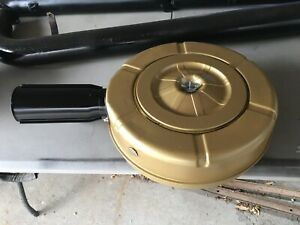 1963 1965 Ford Air Cleaner Assembly Complete Ranchero Mustang Falcon W air Duct