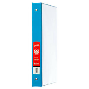 New 328378 Binder 1 Cyan Color W View bazic 12 pack 1 Inch Cheap