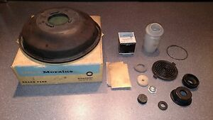 Delco 1964 1965 Buick Power Assist Brake Booster Cylinder Repair Kit Nos 5464921