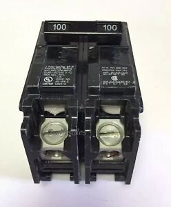Murray 100 Amp Mp2100kh 2 Pole Circuit Breakers Type Mp Ht