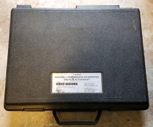Kent Moore Rockwell Transmission Air Operated End Play Actuator Kit J 41243