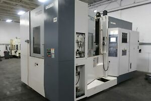 2004 Okuma Ma 500hb Osp e100m Control 500mm Horizontal Machining Center