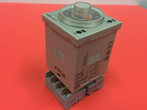 Omron Catalog h3cr f8 300 Timer Relay