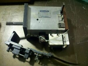 Autosplice 961020 Tooling Head For Component 7 15780 8 Autotab Terminal 236